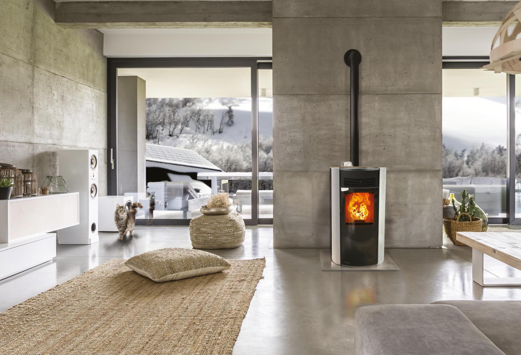installation et entretien de chauffage granulés et bois
