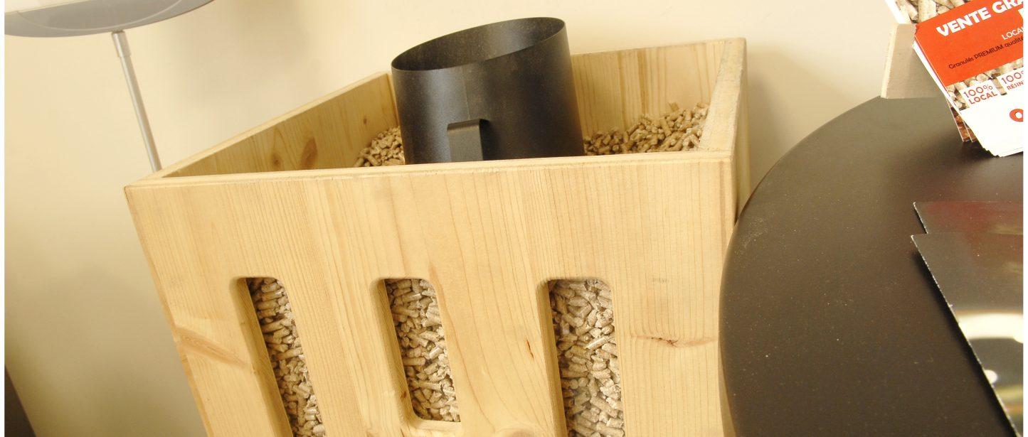 Le granulé, une ressource durable