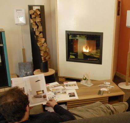 Installation cheminée et poele en Diois et Vercors